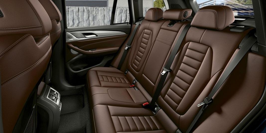 O novo BMW iX3