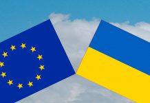 Ucrânia recebe mais 600 milhões de euros em assistência macrofinanceira da União Europeia