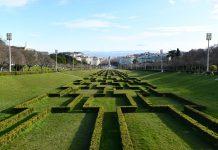 Parque Eduardo VII: Requalificação de pavimentos e drenagem