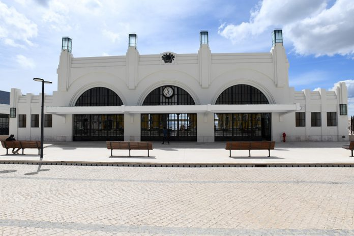Lisboa: Estação Sul e Sueste e Doca da Marinha reabrem ao público