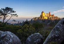 Parques e monumentos de Sintra com visitas a partir de 5 de abril