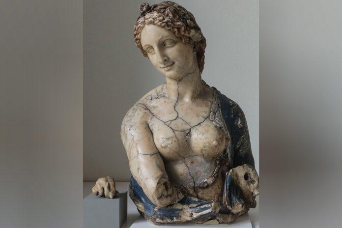 Busto de Flora de Museu de Berlim não foi esculpido por Leonardo da Vinci