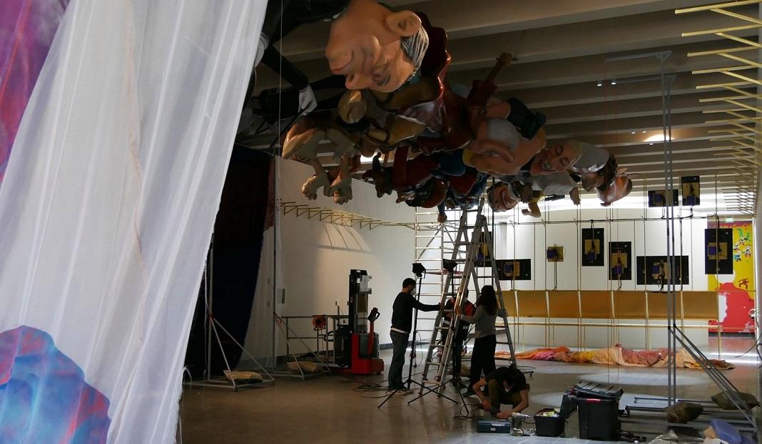Centro de Artes e Criatividade de Torres Vedras dá a conhecer carnavais