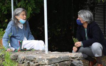Ministra da Cultura entrega Medalha de Mérito Cultural a Lourdes Castro