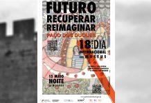 Paço dos Duques de Bragança aberto na Noite dos Museus - 15 de maio