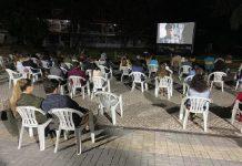 Cinema Fora de Portas em praças e jardins de Coimbra