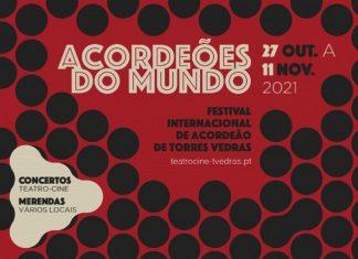 Acordeões do Mundo no Festival Internacional de Acordeão de Torres Vedras