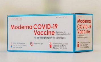 Vacina de reforço contra a COVID-19 da Moderna aumenta proteção