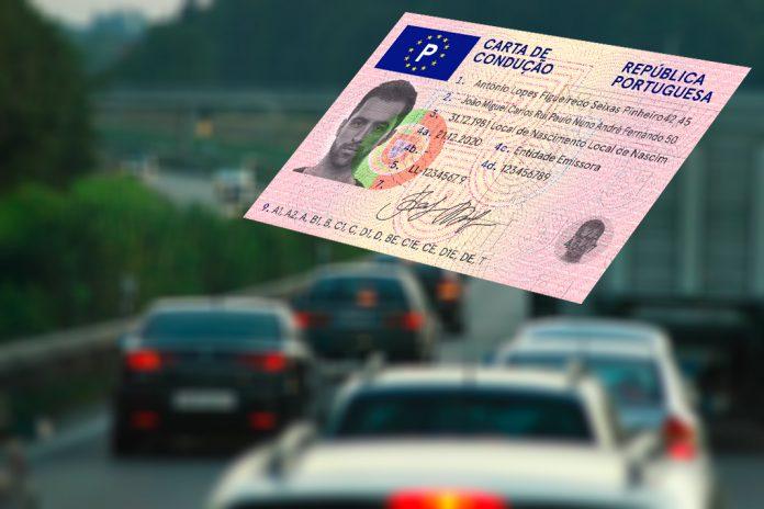 Novo modelo de Carta de Condução mais seguro e com design inovador