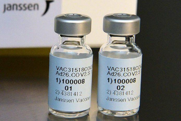 Vacina COVID-19 da Johnson & Johnson submetida para autorização à FDA