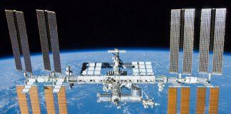 Astronautas testam revestimentos contra coronavírus na Estação Espacial