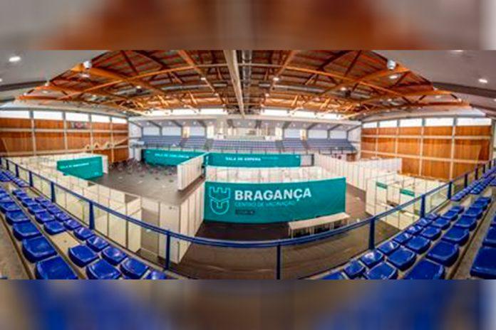 Centro de Vacinação COVID-19 de Bragança já está preparado e aguarda vacinas