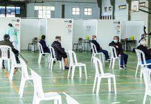 Novo centro de vacinação COVID-19 em Macedo de Cavaleiros