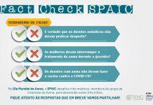 #FactCheckSPAIC desvenda principais mitos em torno da asma