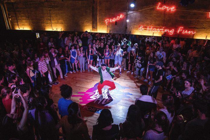Red Bull Dance Your Style de regresso a Portugal