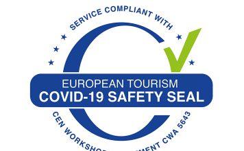 Selo Europeu de Segurança COVID-19 já está disponível em Portugal