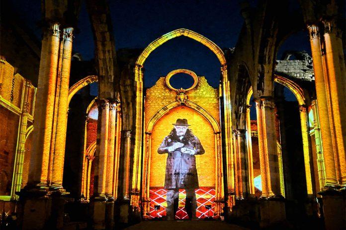 Ruínas do Carmo acolhem Lisbon Legends