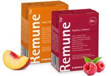 B. Braun lança um inovador suplemento nutricional. O suplemento feito à base de sumo de fruta possui elevado teor de ómega-3, vitamina D e proteína e está especialmente concebido para melhorar o estado nutricional do doente oncológico.