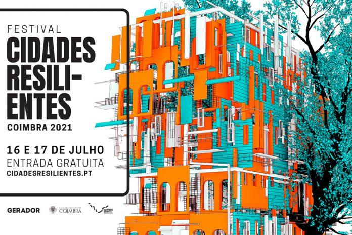 Festival Cidades Resilientes debate em Coimbra o futuro das cidades