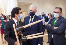 Centro de I&D do Norte de Portugal e da Galiza cria mais de 30 novos materiais