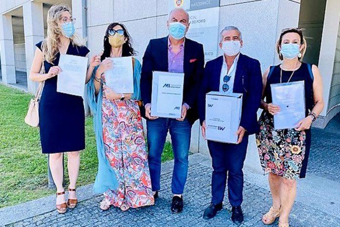 Matosinhos Independente formaliza candidatura às autárquicas