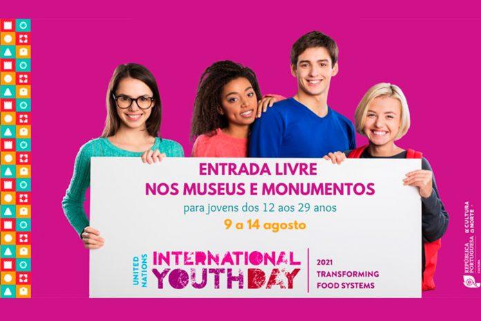 Dia da Juventude com entrada gratuita em museus e património cultural do norte