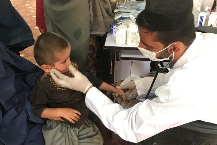 OMS e UNICEF não conseguem entregar ajuda médica aos afegãos