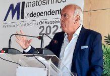 Joaquim Jorge rejeita debate no Porto Canal, que considera discriminatório