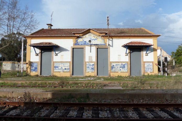 Estações ferroviárias colocadas em concurso pelo programa Revive Natureza