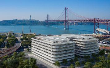 ALLO: projeto inovador de escritórios em Alcântara, Lisboa
