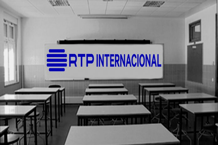 Aulas de Português Língua Não Materna emitidas na RTP Internacional