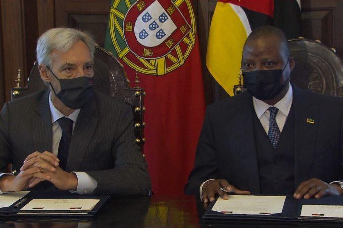 Portugal aumenta apoio às forças armadas de Moçambique