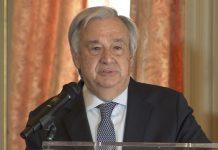 Conflito na Etiópia preocupa António Guterres e pede um cessar-fogo efetivo