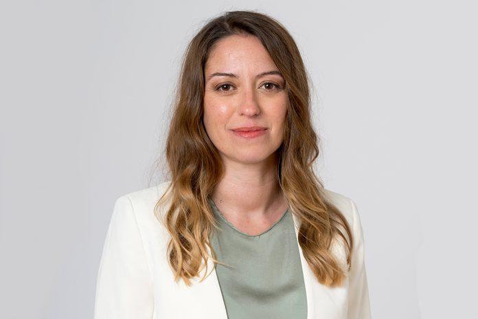 Sofia Afonso Ferreira é candidata à Câmara Municipal de Lisboa pelo Nós, Cidadãos!
