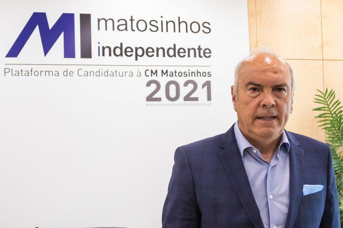 Matosinhos independente pronto para se apresentar a eleições autárquicas