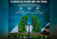 'O cancro do pulmão não tira férias': Campanha alerta para sinais e sintomas