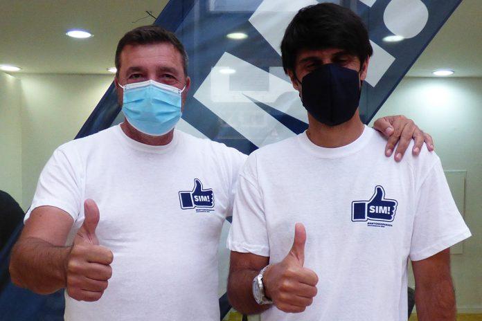 Bruno China reforça equipa de António Parada nas eleições autárquicas em Matosinhos