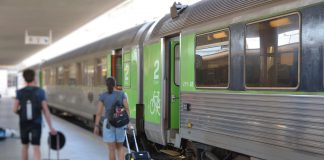 Transporte ferroviário vai ser promovido na União Europeia