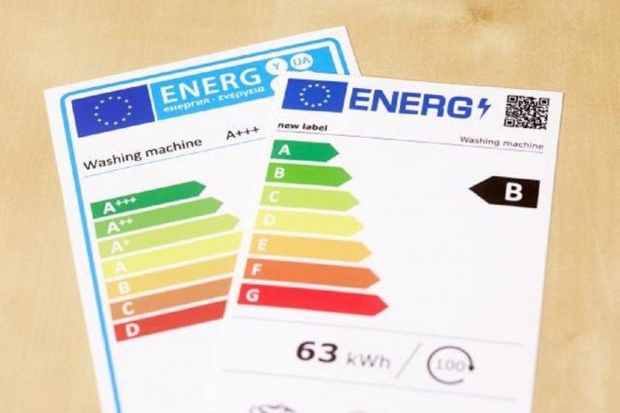 Equipamentos elétricos têm novas etiquetas energéticas da UE
