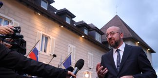 Charles Michel defende uma União Europeia mais autónoma