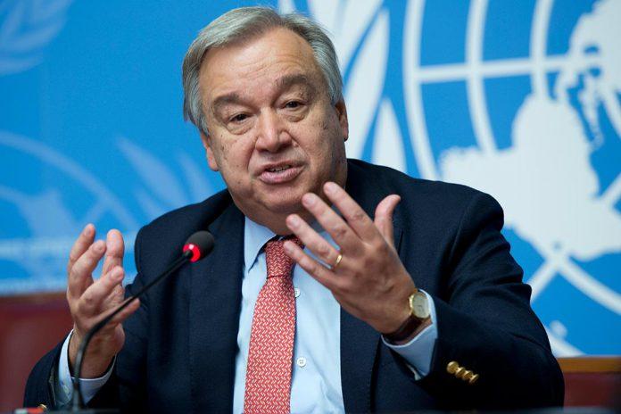 António Guterres vai ser o próximo Secretário-Geral da ONU