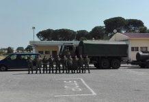 Meios da Marinha enviados para Pedrógão Grande