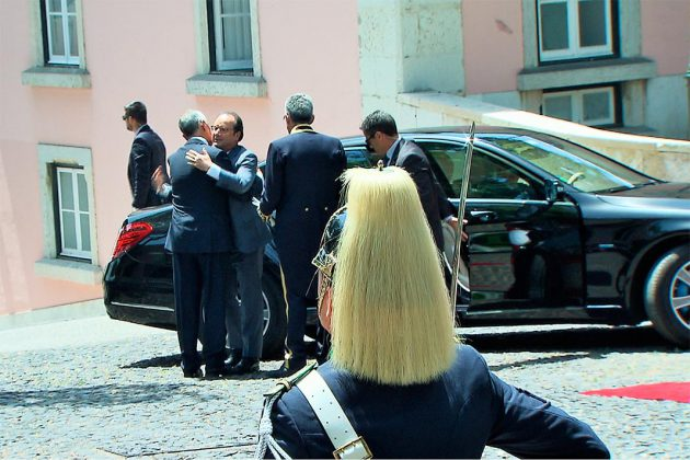 Visita do Presidente de França a Portugal