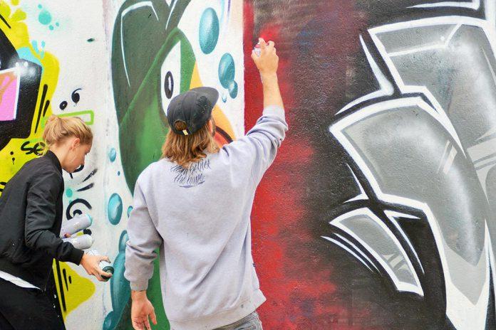 Street Art está a dar vida e cor à cidade de Lisboa