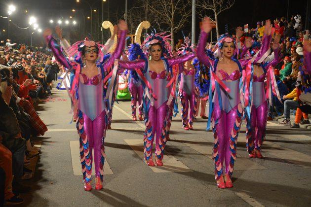 Escolas de Samba-Carnaval de Ovar