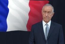 Condolências dos portugueses a todo o povo francês